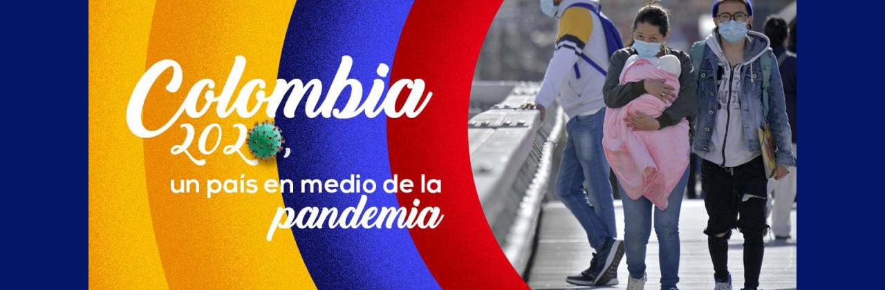 Muestra Nacional Colombia 2020, un país en medio de la pandemia