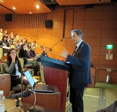 Presentación de resultados Barómetro de las Américas-LAPOP 2013