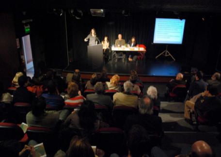 Presentación Barómetro de las Américas Montevideo, Uruguay