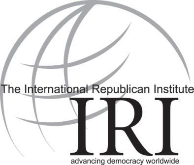 Presentación Cultura política de la democracia en Colombia – IRI