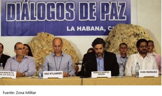 Escepticismo al proceso de paz y poca credibilidad en el Estado