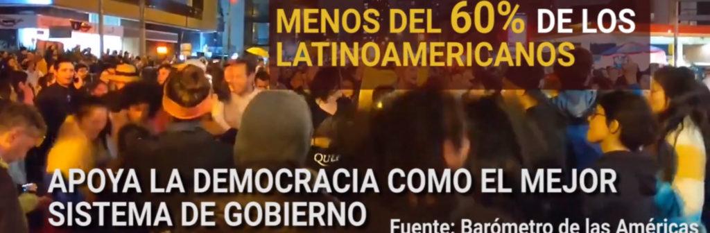 El grito de América Latina