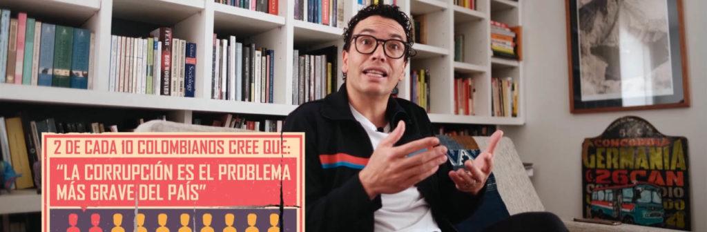 Daniel Pacheco y la corrupción