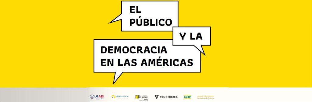 La democracia sigue perdiendo el apoyo ciudadano