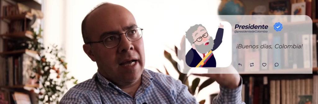 Ricardo Silva y la democracia