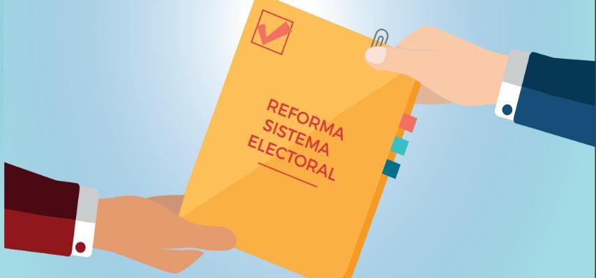 Las propuestas de reforma político y electoral de la MEE