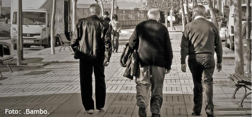 La situación de los adultos mayores en Colombia